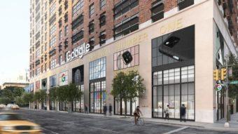 Google vai inaugurar sua 1ª loja física do mundo em Nova York