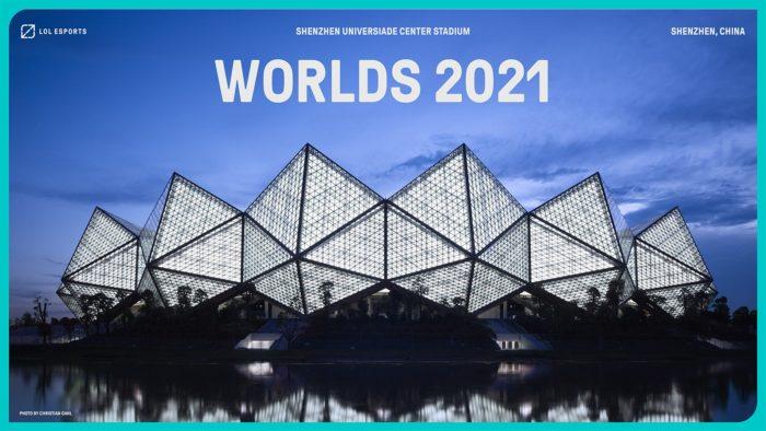 Mundial de LoL de 2021 terá finais na China (Imagem: Divulgação/Riot Games)