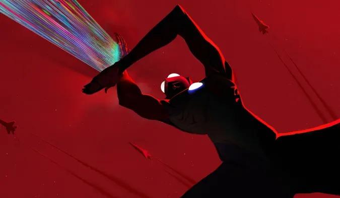 Primeira imagem do Ultraman da Netflix (Imagem: Divulgação/Netflix)