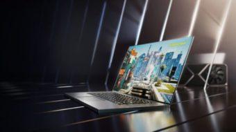 GeForce RTX 3050 e 3050 Ti são as novas GPUs da Nvidia para notebooks