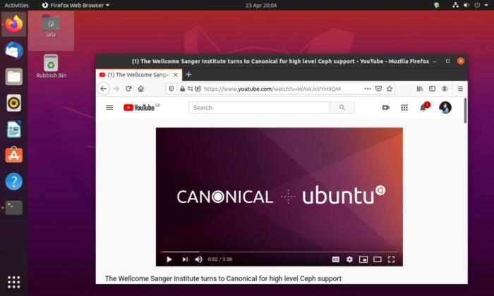 O que é Linux? / Divulgação / Ubuntu