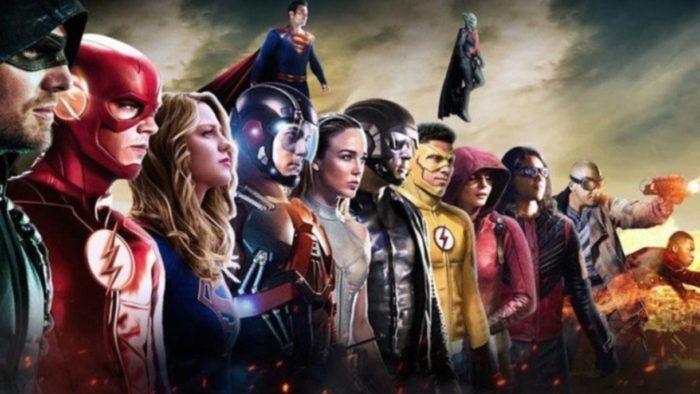 A ordem das séries da DC no Arrowverse (Imagem: Reprodução)