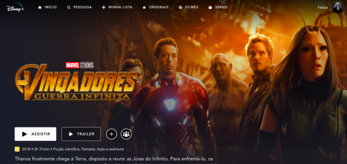 Saiba a ordem dos filmes dos Vingadores (Imagem: Felipe Vinha/Tecnoblog)