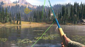 Como pescar em Far Cry 5
