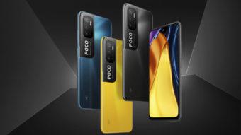 Poco M4 Pro 5G, da Xiaomi, é homologado com até 6 GB de RAM