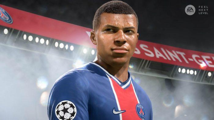 Promoção da PS Store tem FIFA 21 e outros jogos (Imagem: Divulgação/EA)