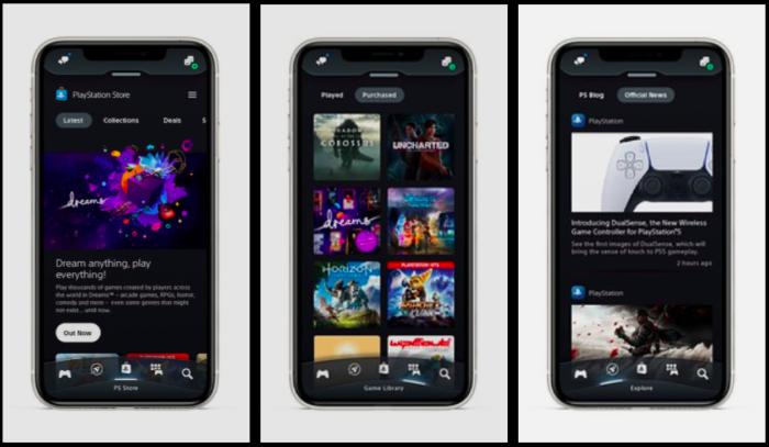 App do PS5 ganha novidade em atualização (Imagem: Reprodução)