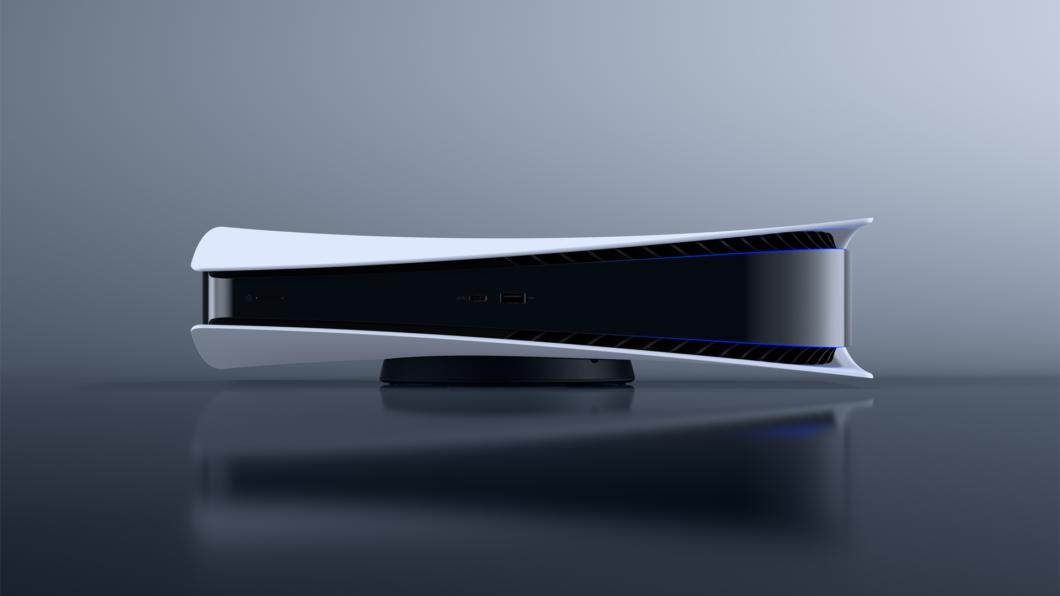 PS5 Digital Edition (Imagem: Divulgação/Sony)