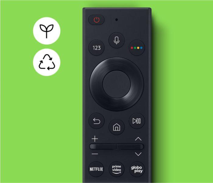 Controle remoto Samsung Eco (Imagem: Divulgação/Samsung)