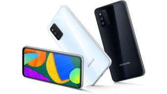 Samsung Galaxy F52 5G com tela de 120 Hz é oficializado