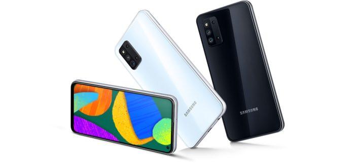 Samsung Galaxy F52 5G (Imagem: Divulgação/Samsung)
