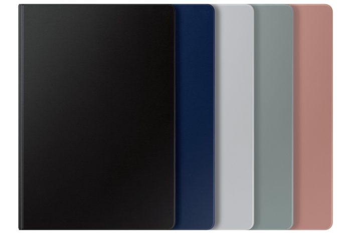 Samsung Galaxy Tab S7 XL Lite pode ter várias opções de cores (Imagem: Reprodução/Evan Blass/Twitter)