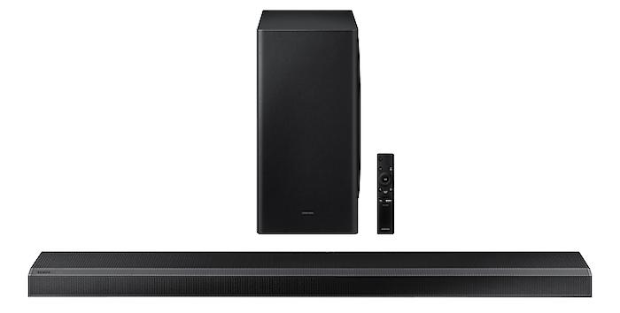 Soundbar Samsung HW-Q800A (Imagem: Divulgação/Samsung)