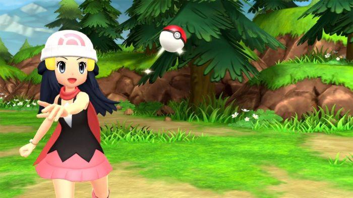 Pokémon Brilliant Diamond e Shining Pearl (Imagem: Divulgação/Nintendo)