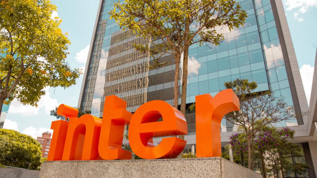 Fachada do Banco Inter em Belo Horizonte