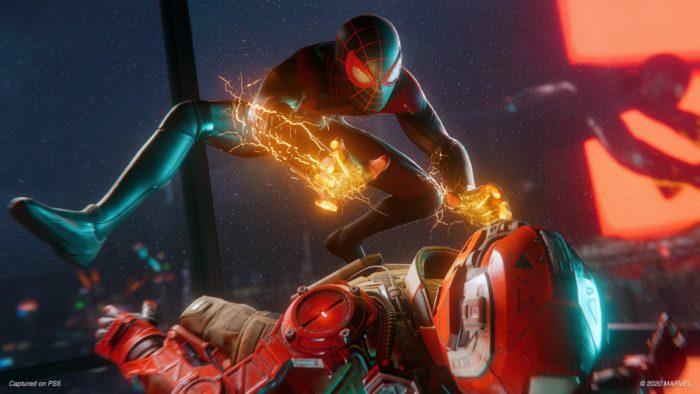 Marvel's Spider-Man: Miles Morales (Imagem: Divulgação/Sony)