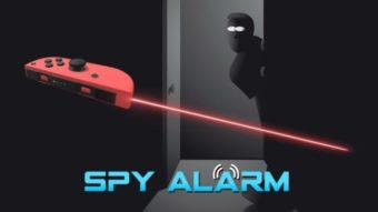 App de alarme infravermelho chega ao Nintendo Switch por R$ 51