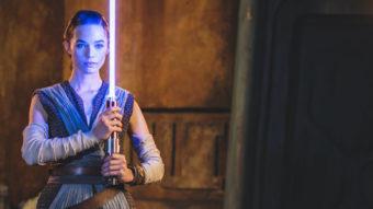 Disney revela sabre de luz real para aventura Star Wars em resort