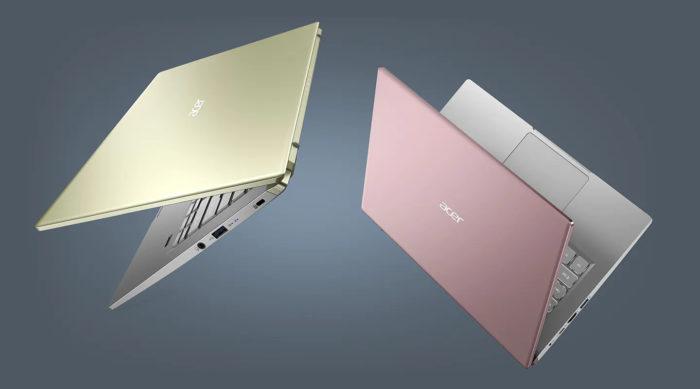 Acer Swift X (Imagem: divulgação/Acer)