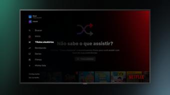 Como usar o Títulos Aleatórios da Netflix que escolhe filmes por você
