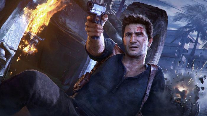 Uncharted 4 pode sair no PC (Imagem: Divulgação/Naughty Dog)