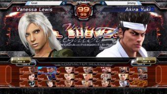 Virtua Fighter 5 Ultimate Showdown será lançado no PS4