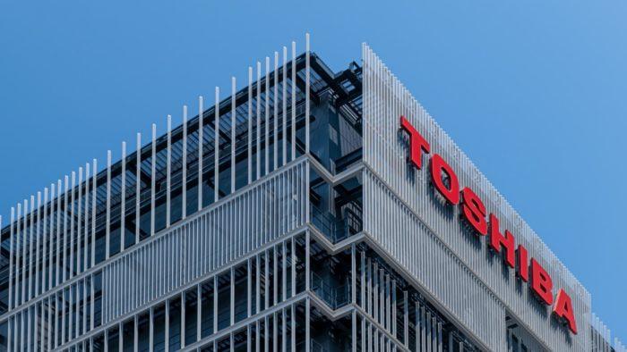 Toshiba (Imagem: Wen Xiao/Unsplash)
