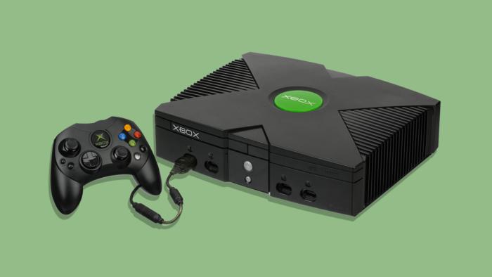 Xbox original (Imagem: Divulgação/Microsoft)
