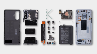 Redmi K40 Gaming Edition passa por desmanche oficial da Xiaomi