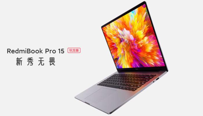 RedmiBook Pro de 15 polegadas (Imagem: Divulgação/Xiaomi)
