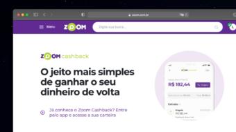 Zoom lança plataforma de cashback para concorrer com Méliuz