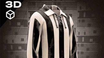 Atlético-MG lança camisas históricas como ativos digitais colecionáveis
