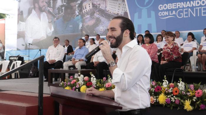 Nayib Bukele, presidente de El Salvador (Imagem: Reprodução/Presidencia El Salvador)