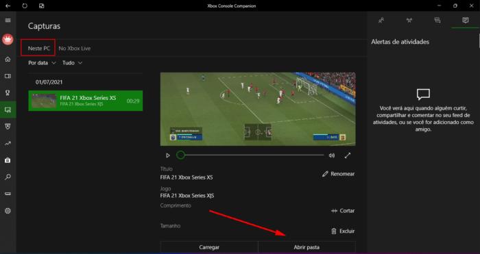 Xbox App (Imagem: Reprodução/Xbox)