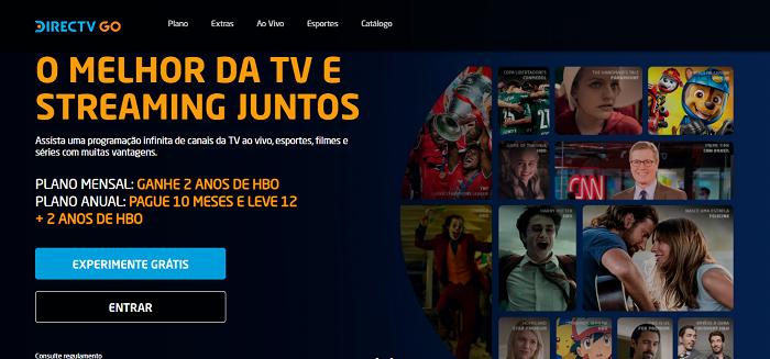 6 apps para assistir canais de TV online pelo Android e iOS (Imagem: Leandro Kovacs/Reprodução)