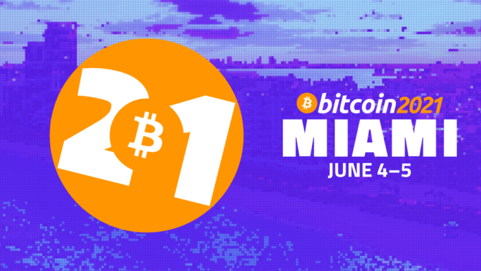 Bitcoin 2021 conference kicks off today in Miami and promises to be the greatest cryptocurrency event in history (Image: Press Release)