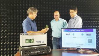 Samsung cria protótipo de chip 6G que chega a 6,2 Gb/s