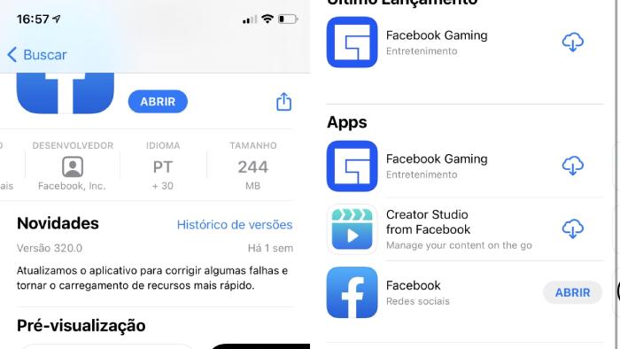Conferir a página e produtos do desenvolvedor é útil (Imagem: Lucas Lima/Reprodução)