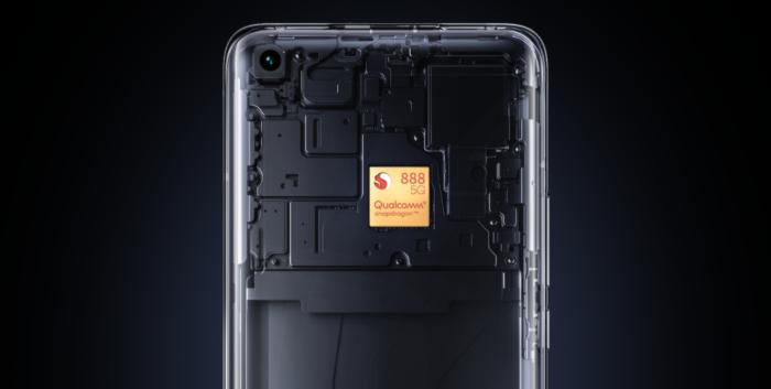 Snapdragon 888 (Imagem: Divulgação/Xiaomi)