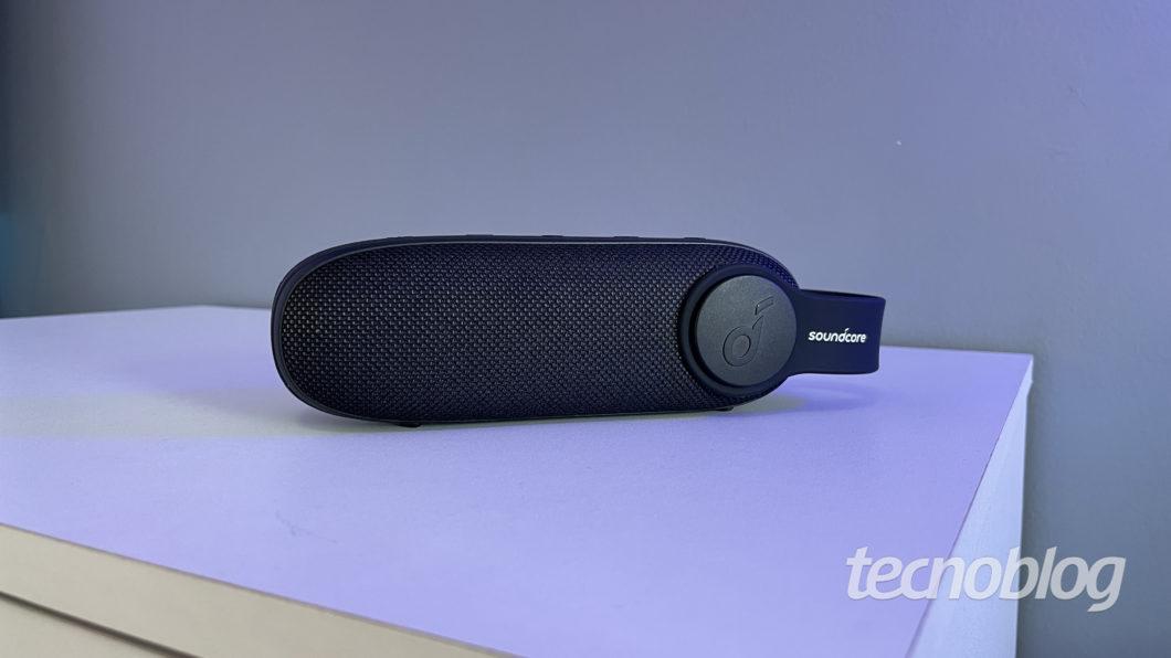 Caixa de som Bluetooth Anker SoundCore Icon: som e robustez