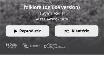 Apple Music libera Dolby Atmos e permite ativar áudio lossless