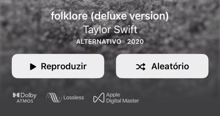 Apple Digital Master Seal (Image: Playback/Apple Music)