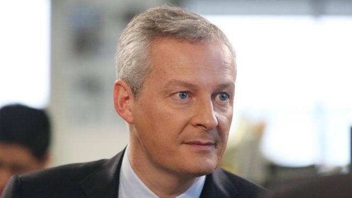 O ministro da Economia francês, Bruno Le Maire (Imagem: Nigel Dickinson-Fondapol/Flickr)