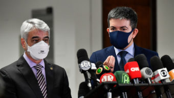 CPI da COVID pode convocar Google e Facebook devido às lives de Bolsonaro