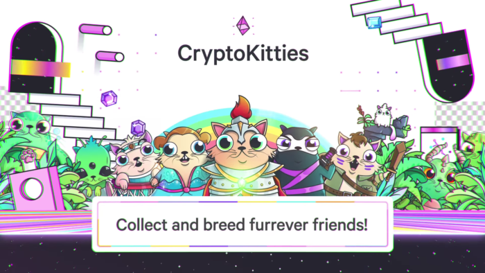 CryptoKitties was one of the first games to apply NFTs (Image: Playback)