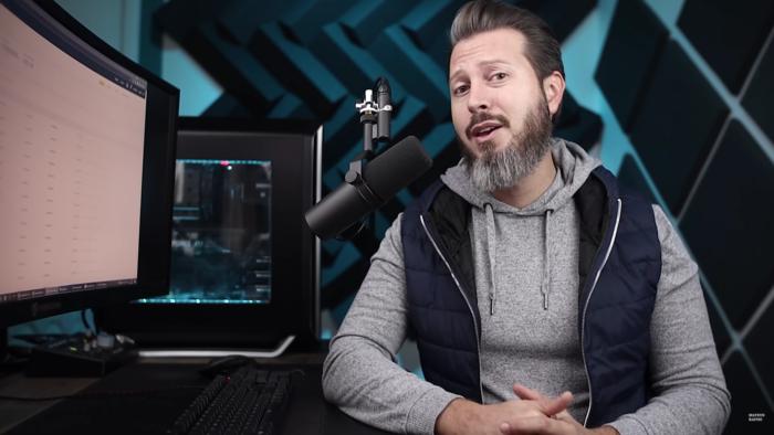 Youtuber Mateu Rapini compra todas criptomoedas listadas na Binance (Imagem: Reprodução/YouTube)