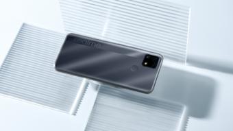 Realme C25 chega ao Brasil com MediaTek Helio G70 e bateria gigante
