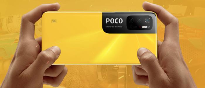 Poco M3 Pro 5G (Imagem: Divulgação/Xiaomi)