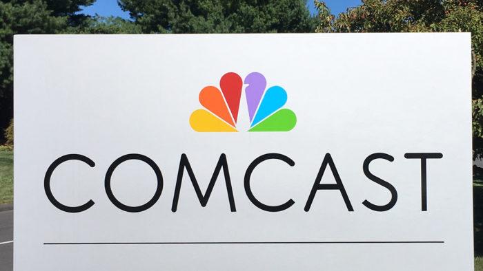 Faxada da Comcast (Imagem: Mike Mozart/ Flickr)