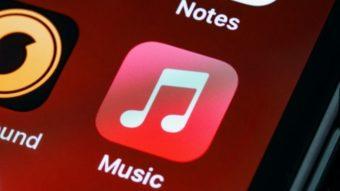 Como compartilhar uma playlist no Apple Music